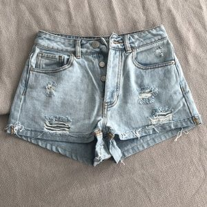 Brandy Melville Denim Shorts